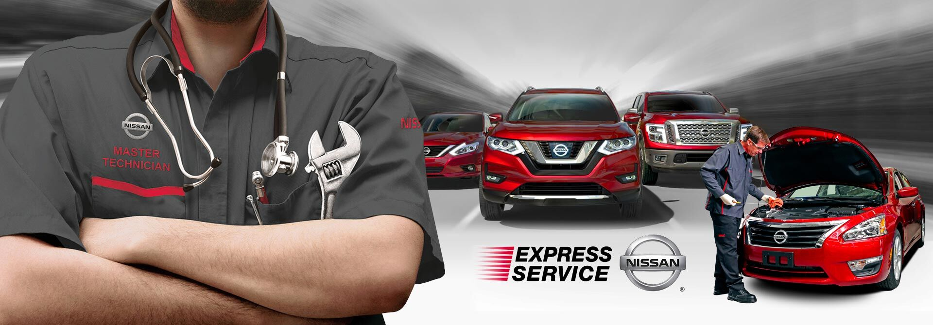 Express Service at MY Nissan