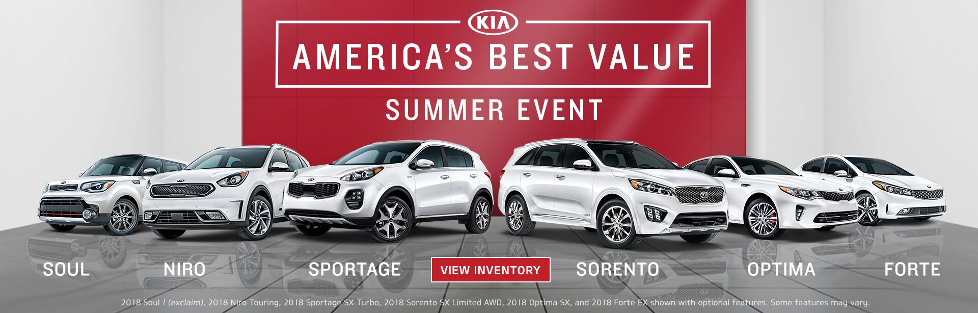 America's Best Value Summer Event