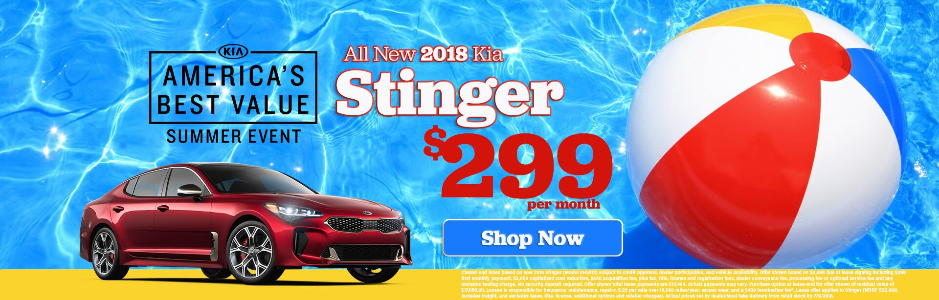 Stinger Offer