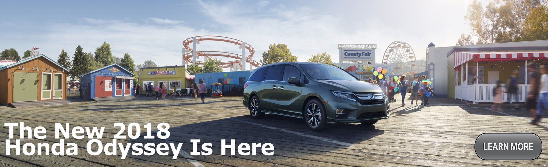 2018 Honda Odyssey Grants Pass