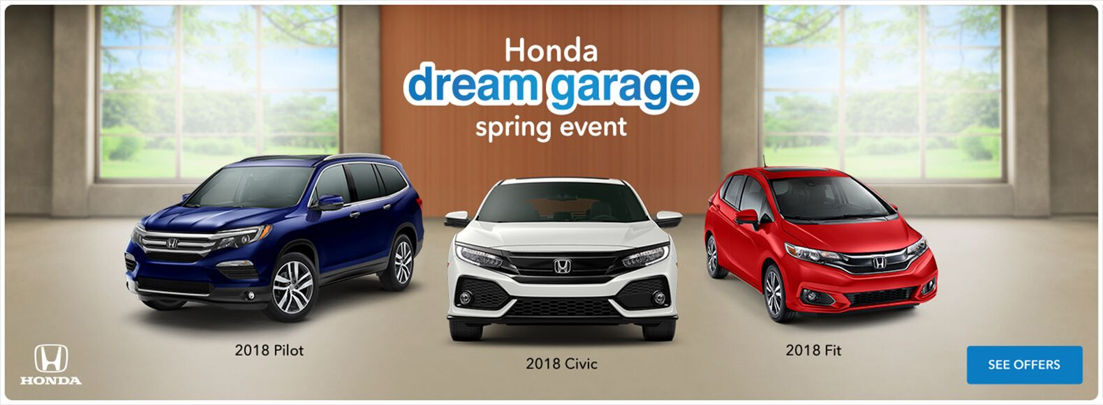 Honda Presidents Day Event