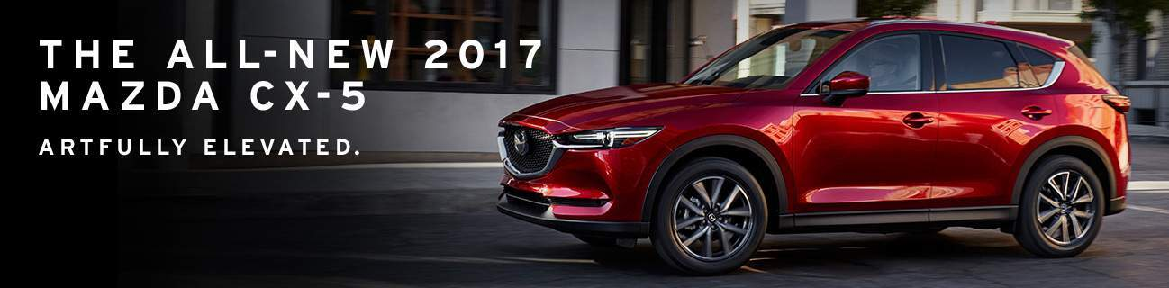 Shop New CX-5 models