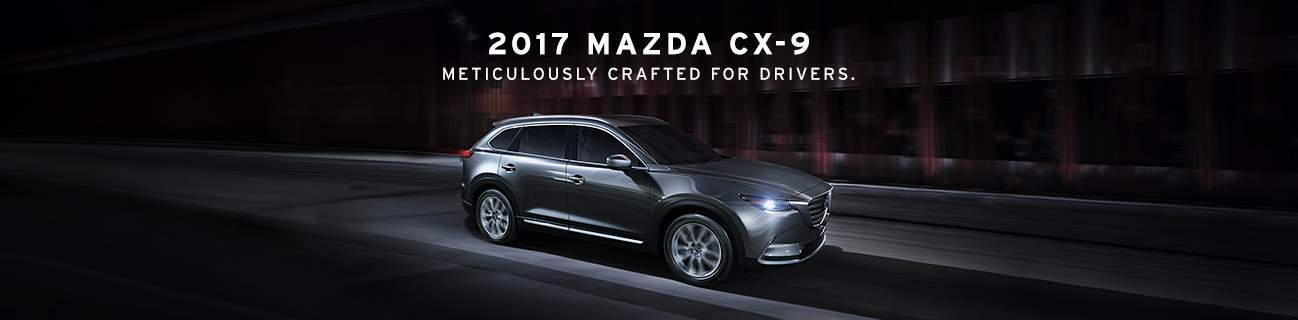 Shop 2017 Mazda CX-9 models