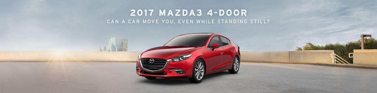 Shop New Mazda 3 models