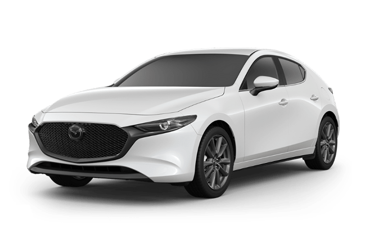 2020 Mazda3 Hatchback Preferred