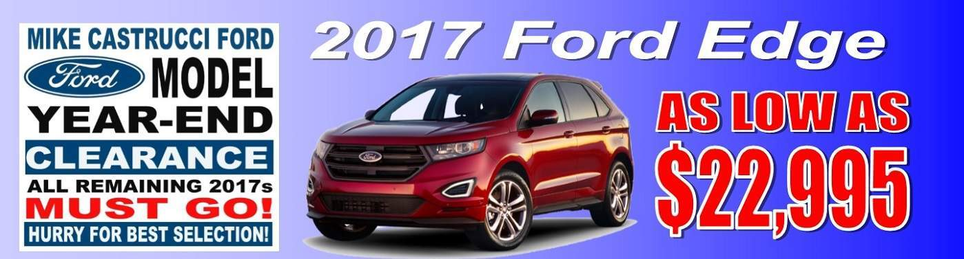 EDGE  sc 1 th 116 & Ford Dealership Cincinnati OH | Used Cars Mike Castrucci Ford in ... markmcfarlin.com