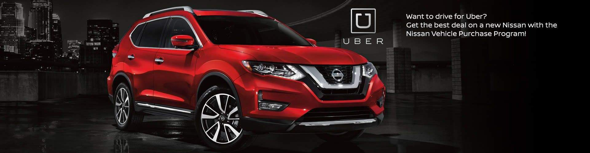 Uber Discounts at Matt Castrucci Nissan