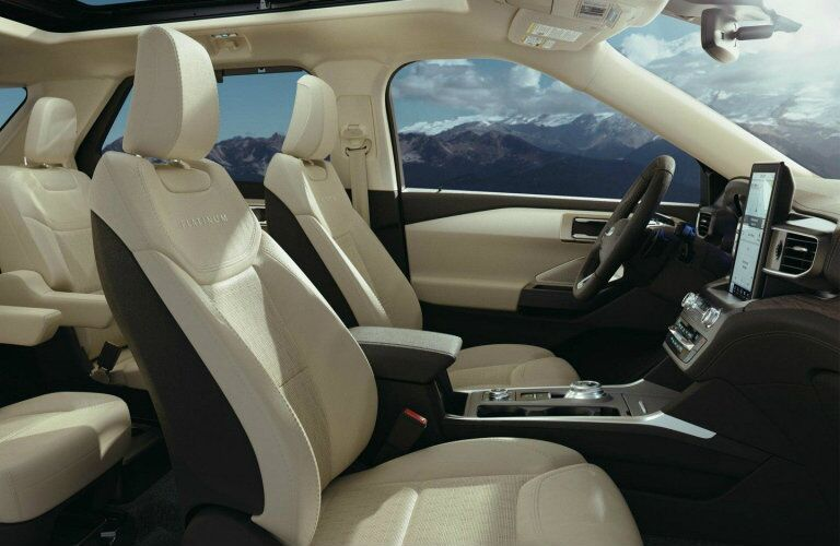 2020 Ford Explorer Edmonton Ab
