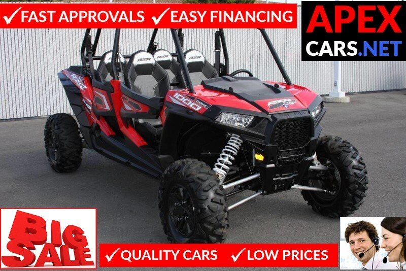 2015 Polaris RZR XP 4 1000 AT