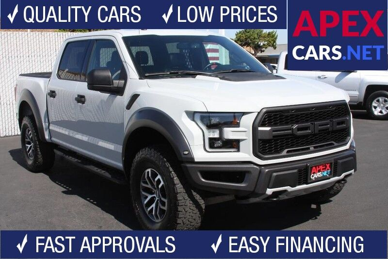 2017 Ford F-150 Raptor 4WD