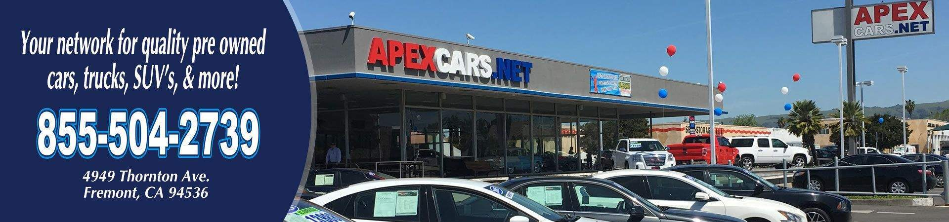 Used Vehicles in Fremont, CA