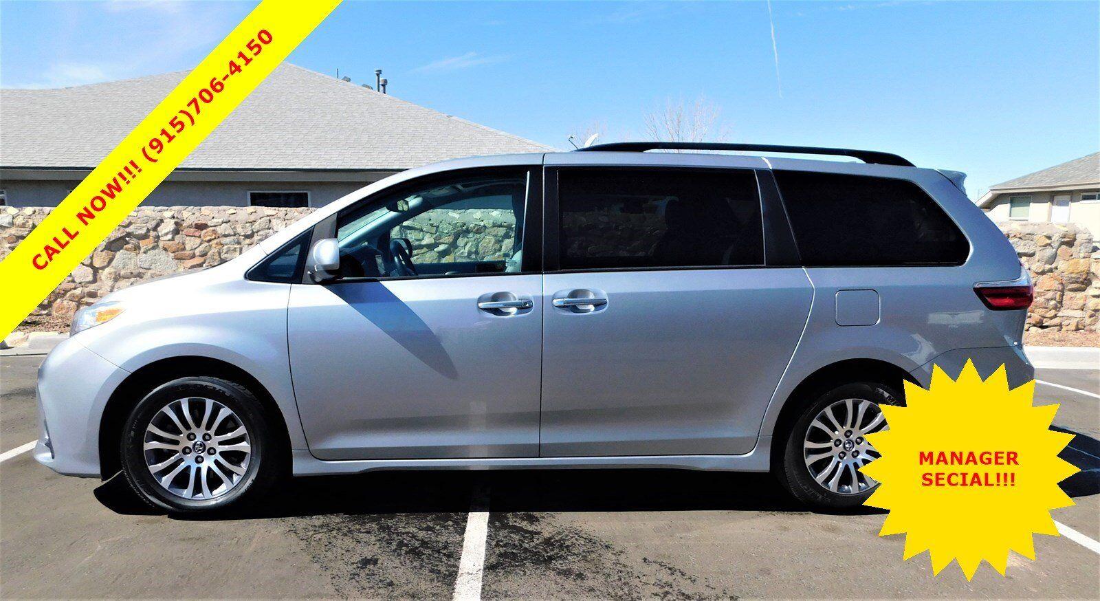 Toyota Sienna XLE Auto Access Seat