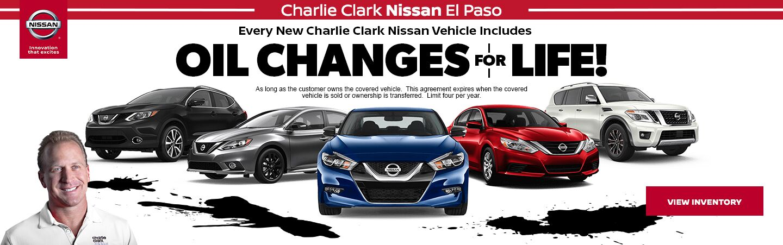Nissan El Paso >> Nissan Dealership El Paso Tx Used Cars Charlie Clark Nissan El Paso