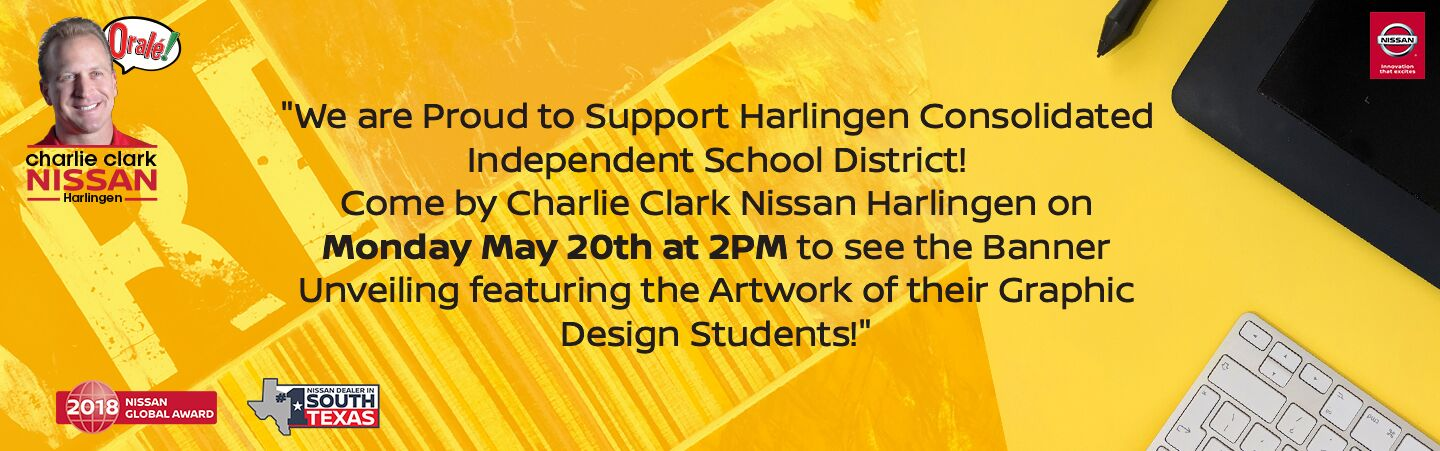 Support Harlingen Consolidated School District