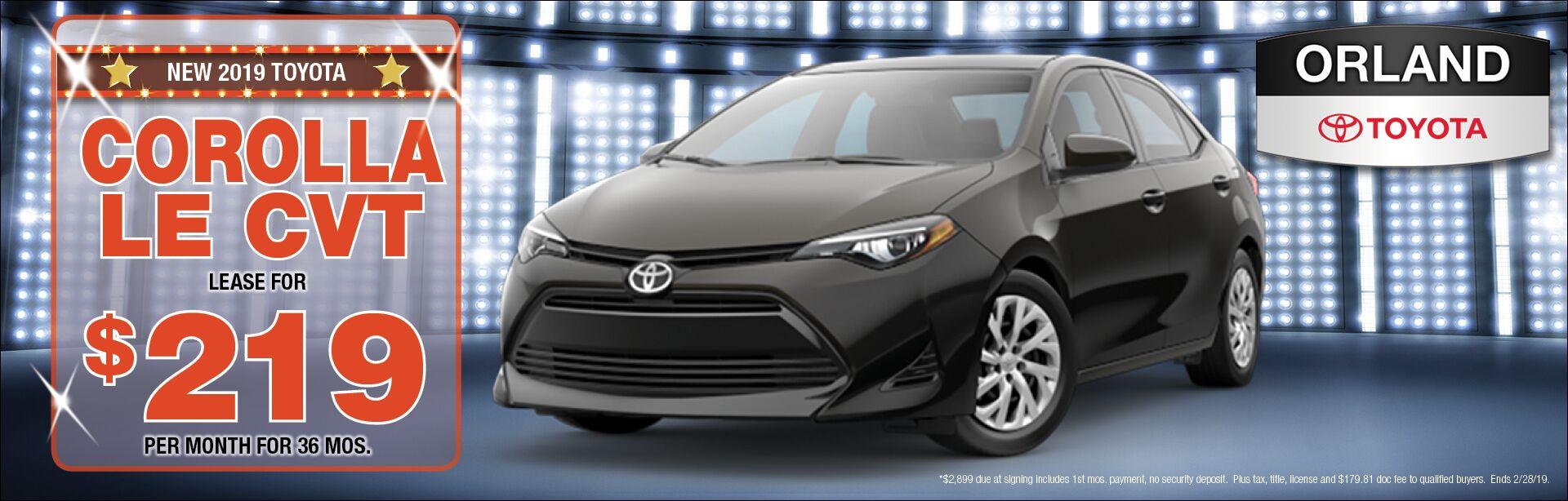 Toyota Dealer Chicago >> Orland Toyota Toyota Dealership Near Chicago Tinley Park Il
