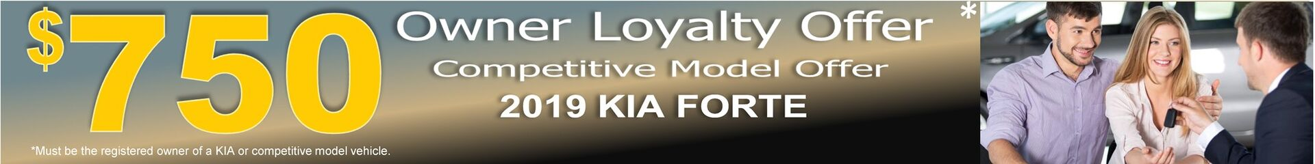 2019 Forte Loyalty Cash
