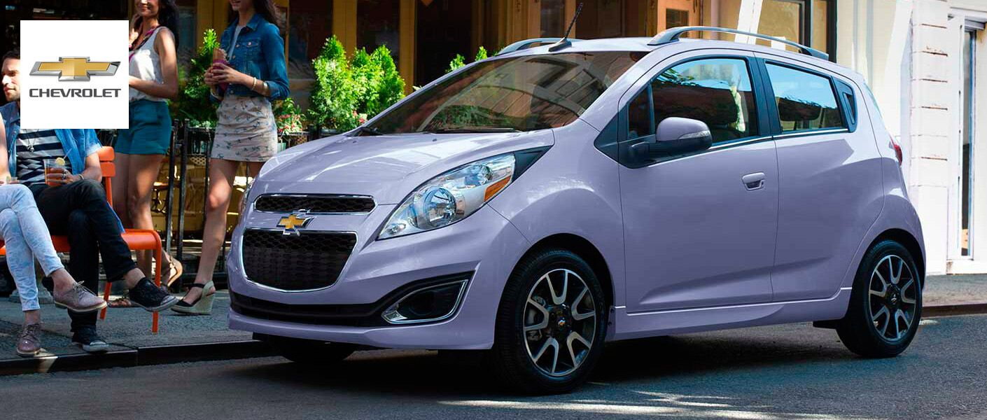 Used Chevy Spark >> Used Chevrolet Spark Chattanooga Tn