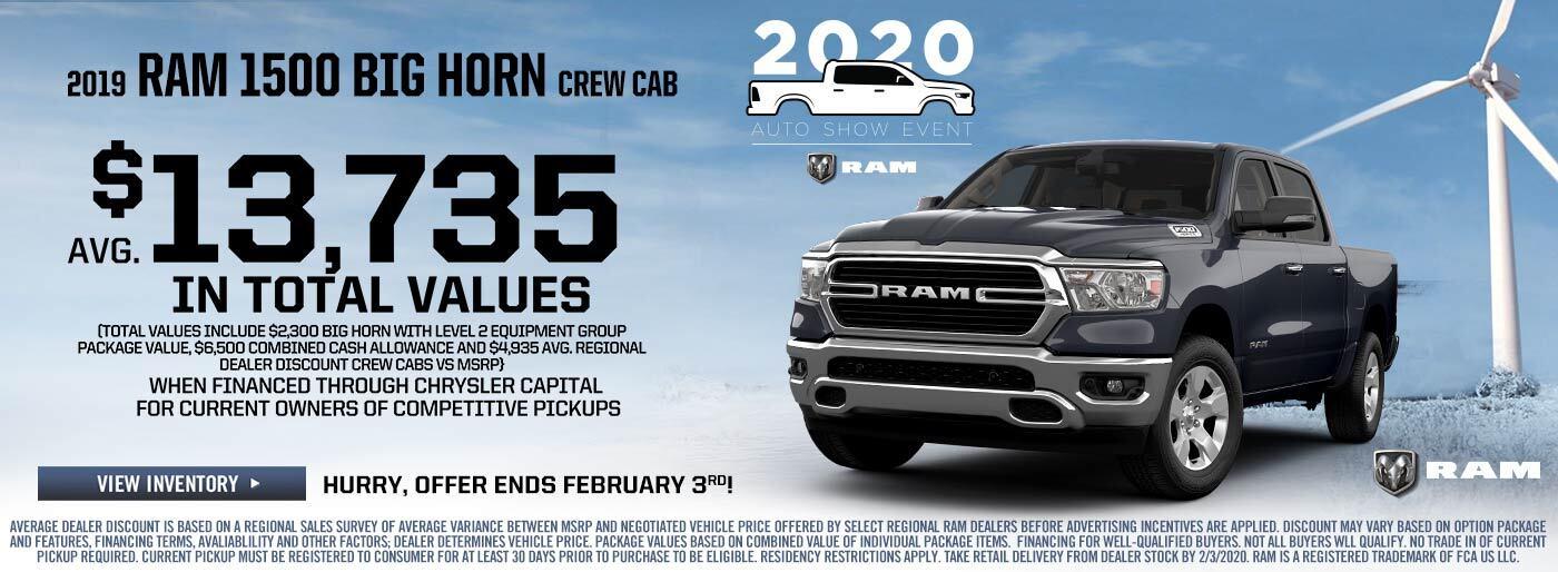Van Horn Auto >> Chrysler Dodge Jeep Ram Dealership Stoughton Wi Used