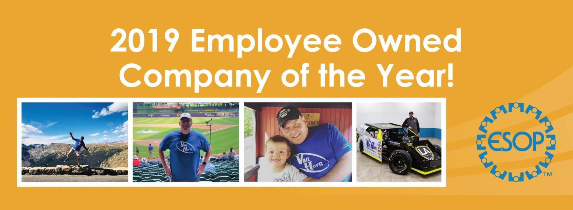 2019 Employee-Owned Company of the Year
