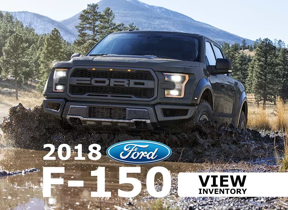 2018 Ford F-150 at Van Horn Automotive Group