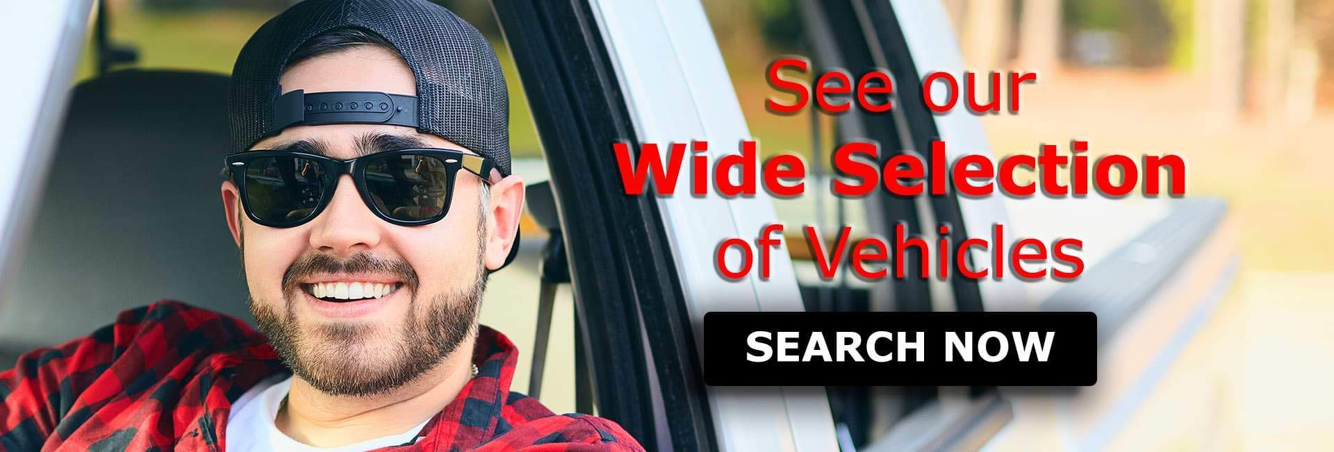 See our Wide Selection of Vehicles at Van Horn Budget