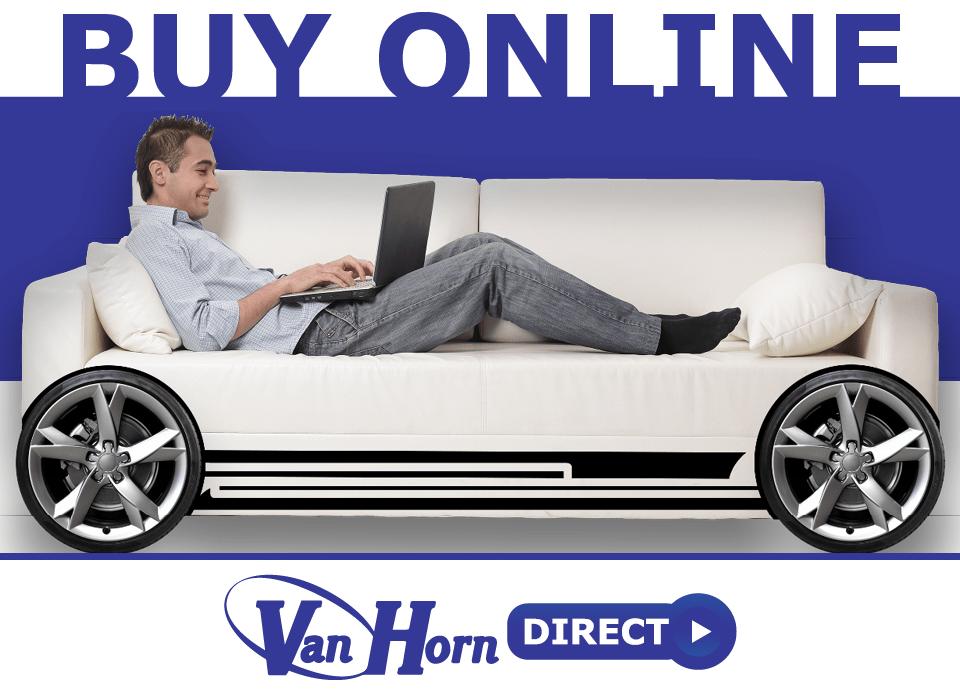 Van Horn Auto >> Van Horn Direct Save Time Buy Online