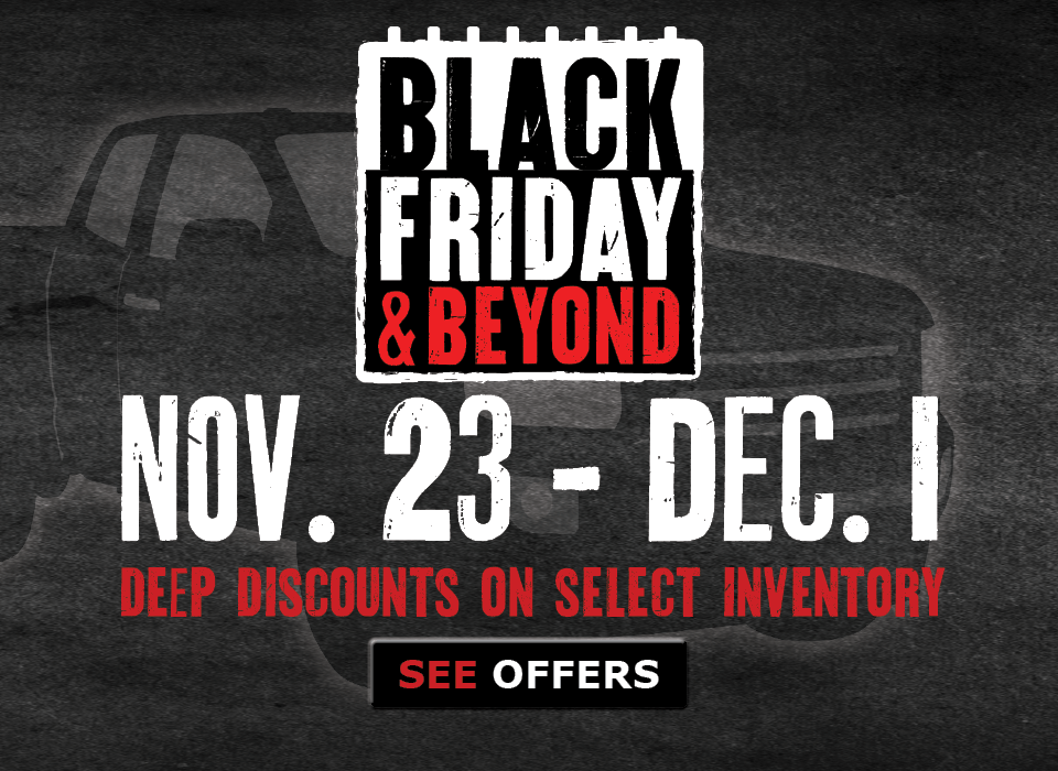 Black Friday and Beyond