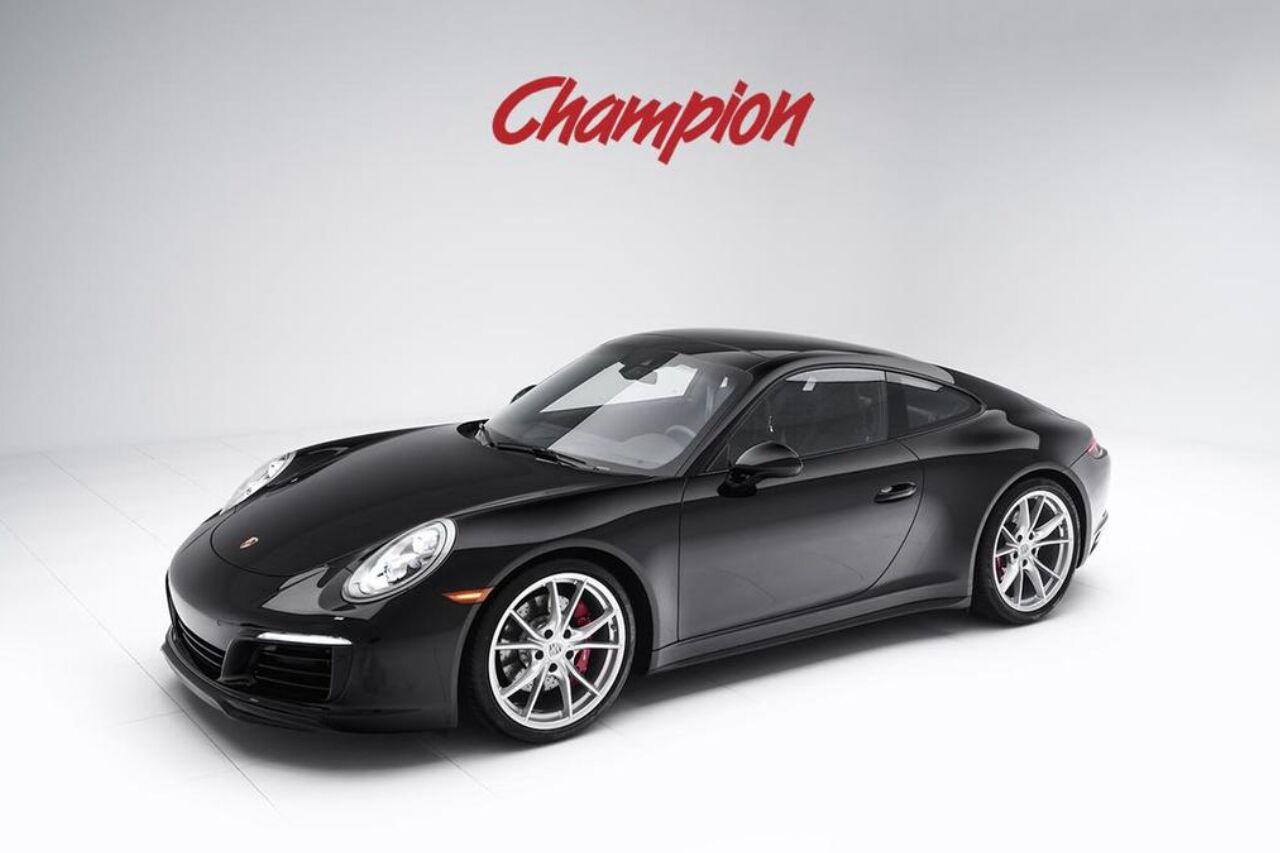 2019 Porsche Demo Sale 911 Carrera 4S