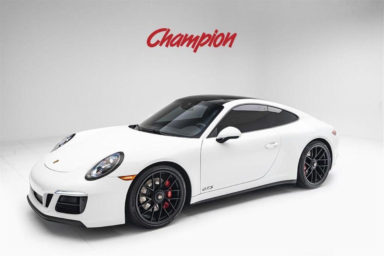 2019 Porsche Demo Sale 911 Carrera GTS