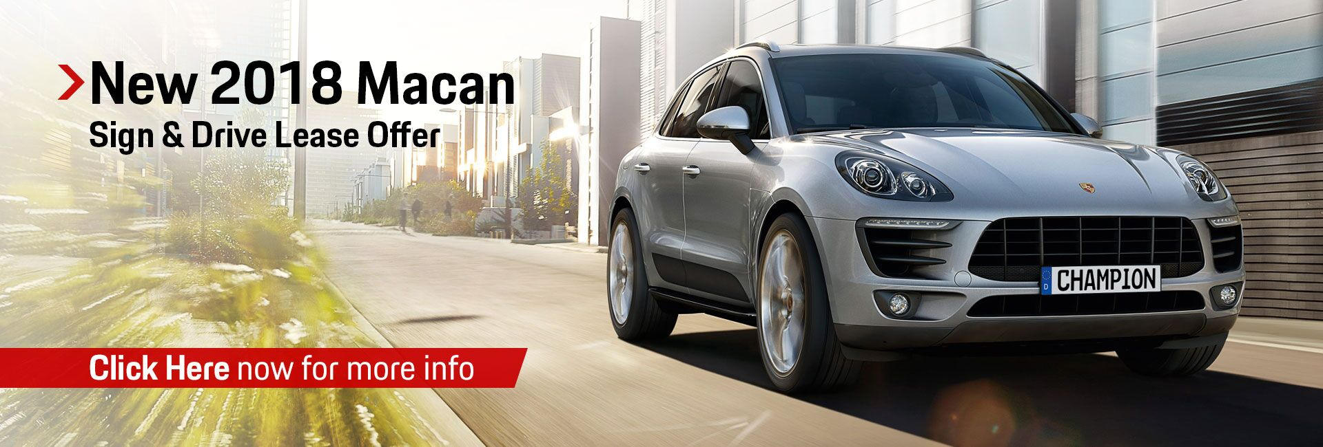Sign and Drive Macan