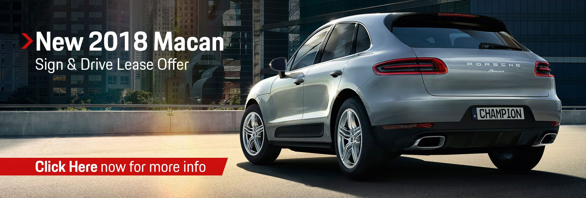 Macan Sign & Drive