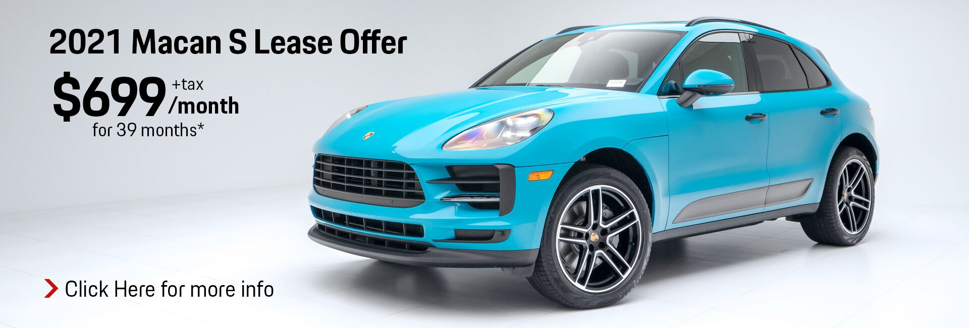 2021 Macan S Lease Offer