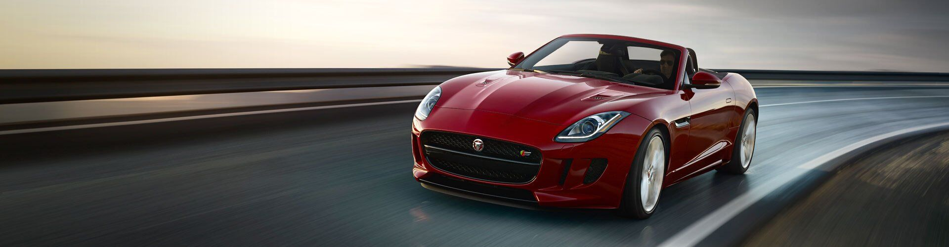 New Jaguar F-TYPE at Jaguar Bluff City
