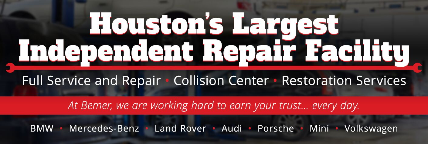 Independant Repair Facility