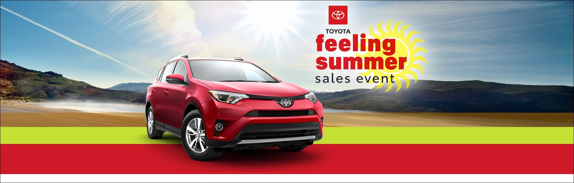 Feeling Summer Sales Event