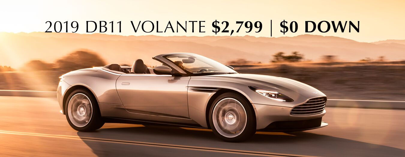 Sept. DB11 Lease Promotion