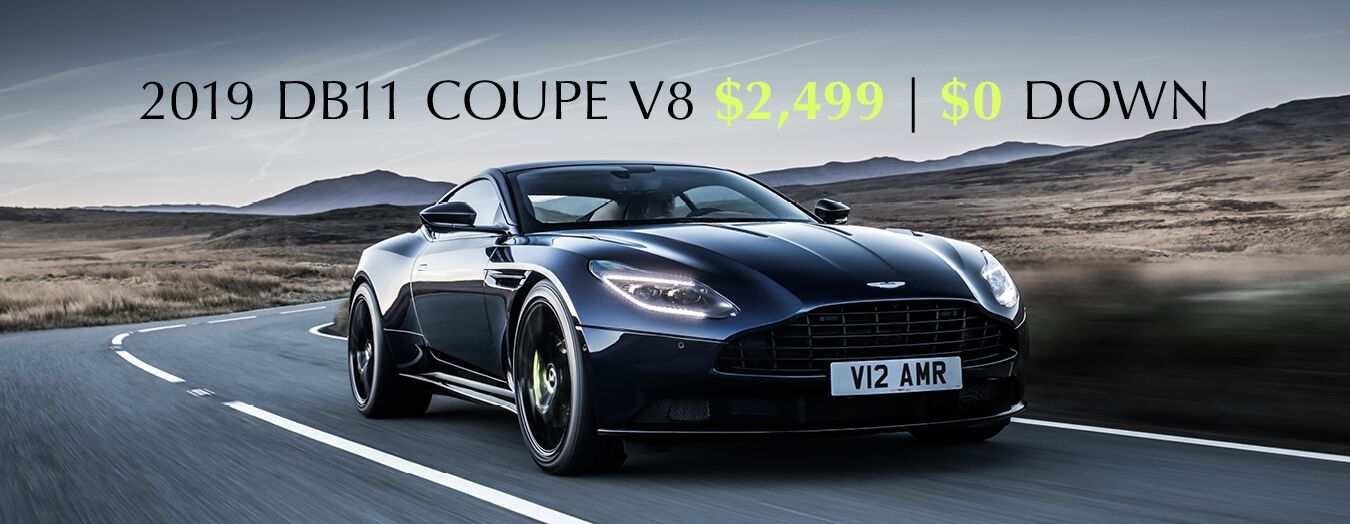 Sept DB11 Coupe Lease