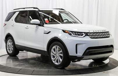 2017 Land Rover Discovery HSE Diesel