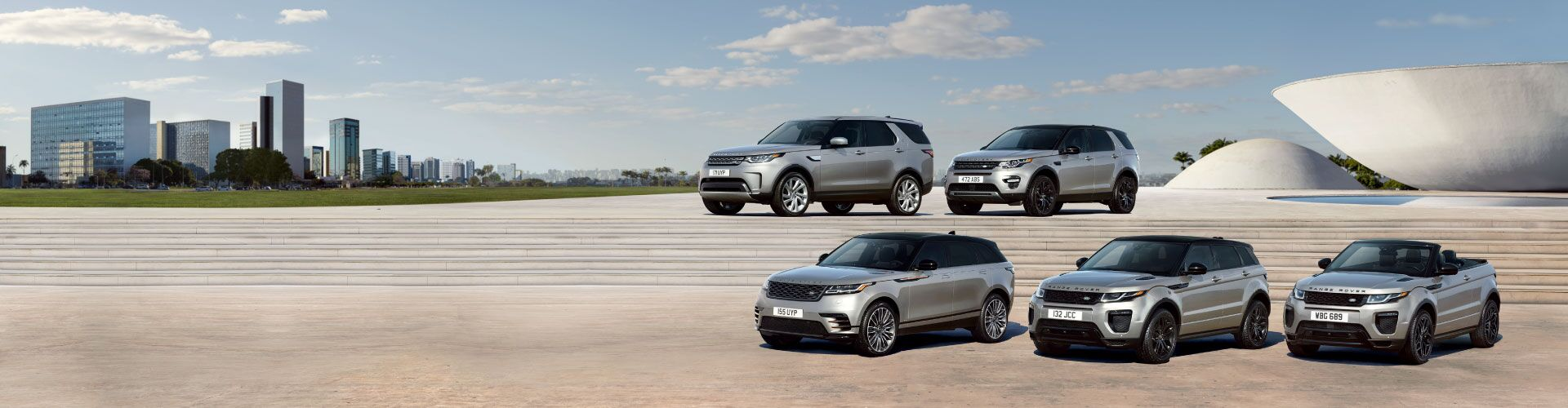 2018 Land Rover Inventory Offer