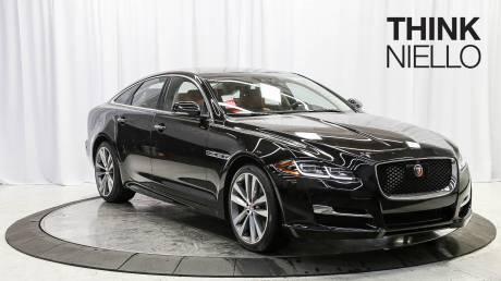 2018 Jaguar XJ R-Sport 3.0 V6 (RWD)
