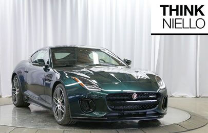 2020 Jaguar F-TYPE R-Dynamic