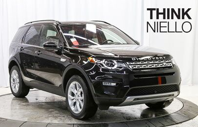 2018 Land Rover Discovery Sport HSE (237hp)
