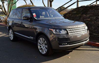 2017 Land Rover Range Rover V8 Supercharged
