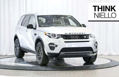 2019 Land Rover Discovery Sport HSE 2.0
