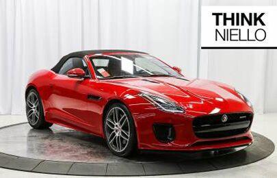 2018 Jaguar F-TYPE R-Dynamic Convertible (380hp)