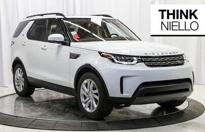 2018 Land Rover Discovery SE 3.0P