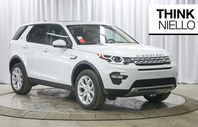 2019 Land Rover Discovery Sport HSE (237hp)