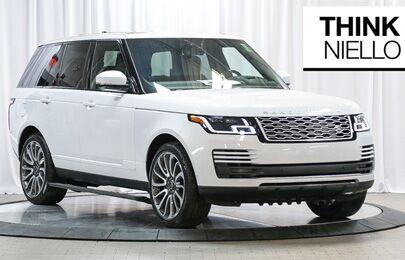2019 Land Rover Range Rover HSE SWB