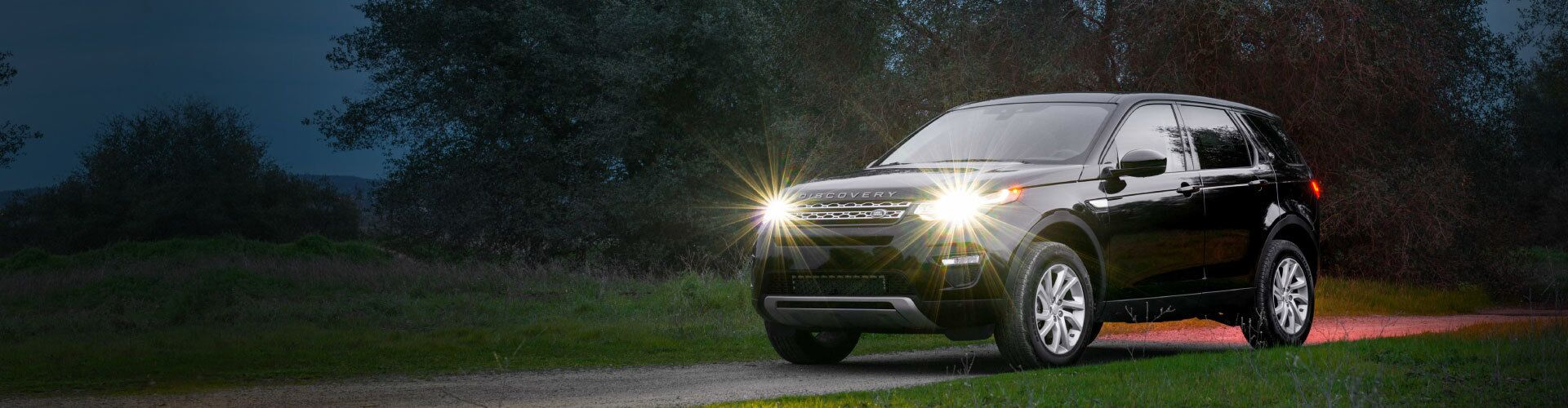 2017 Discovery Sport Lease