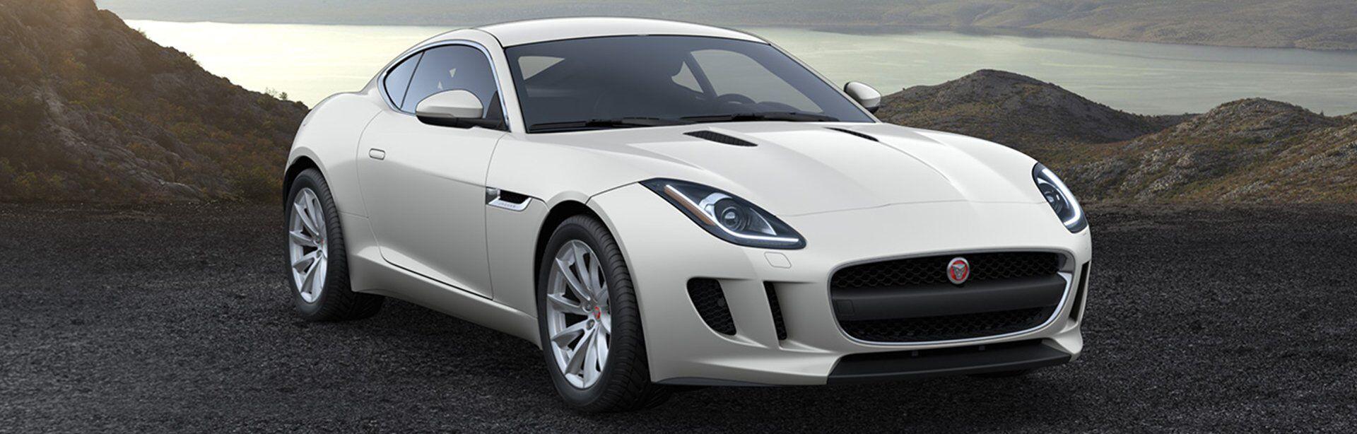 2018 Jaguar F-TYPE Coupe Automatic 380HP